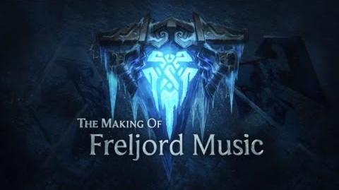 The Making of Freljord Music