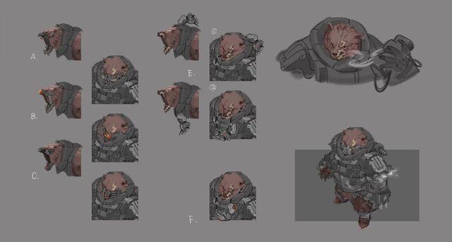 Volibear Update NorthernStorm Concept 02
