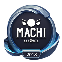 Worlds 2018 Machi E-Sports Emote
