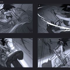Akali Update Splash Concept 1 (by Riot Artist <a href=