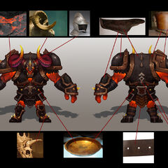Infernal Alistar Concept (by Riot Employed Artists <a href=
