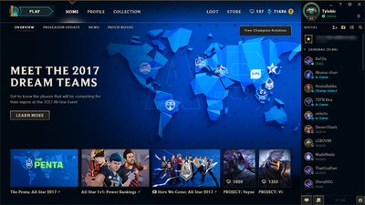 Client | League of Legends Wiki | FANDOM powered by Wikia