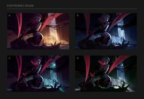 Evelynn Update Splash Konzept 02