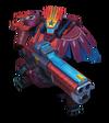 Graves Praetorian (Ruby)
