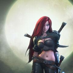 Katarina Update Model 2 (by Riot Artist <a rel=