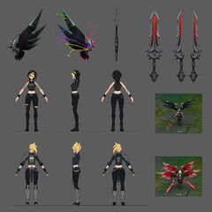 Pentakill Kayle Update Concept 3 (by Riot Artist <a rel=
