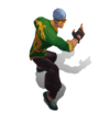 Lee Sin DragonFist (Emerald)