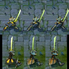 Master Yi Update Concept (by Riot Artists <a href=