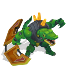Renekton Renactionfigur M