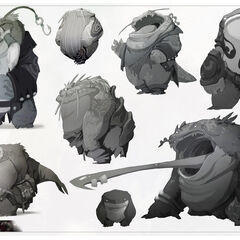 Tahm Kench Concept 7 (by Riot Artist <a href=