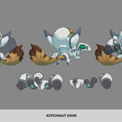 Astronaut Gnar Concept 3 (by Riot Contracted Artists <a href=