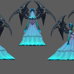 Ghost Bride Morgana Model 4 (by Riot Artist <a href=
