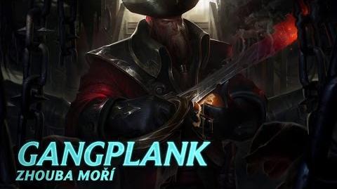 Představení šampiona Gangplanka