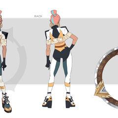 Prestige True Damage Qiyana Concept 2 (by Riot Artist <a href=
