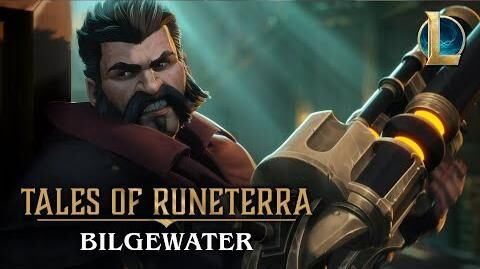 "Tales of Runeterra Bilgewater ""Double-Double Cross"""