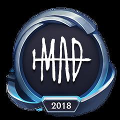 Mistrzostwa 2018 – MAD