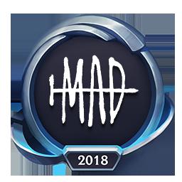 Worlds 2018 MAD Team Emote