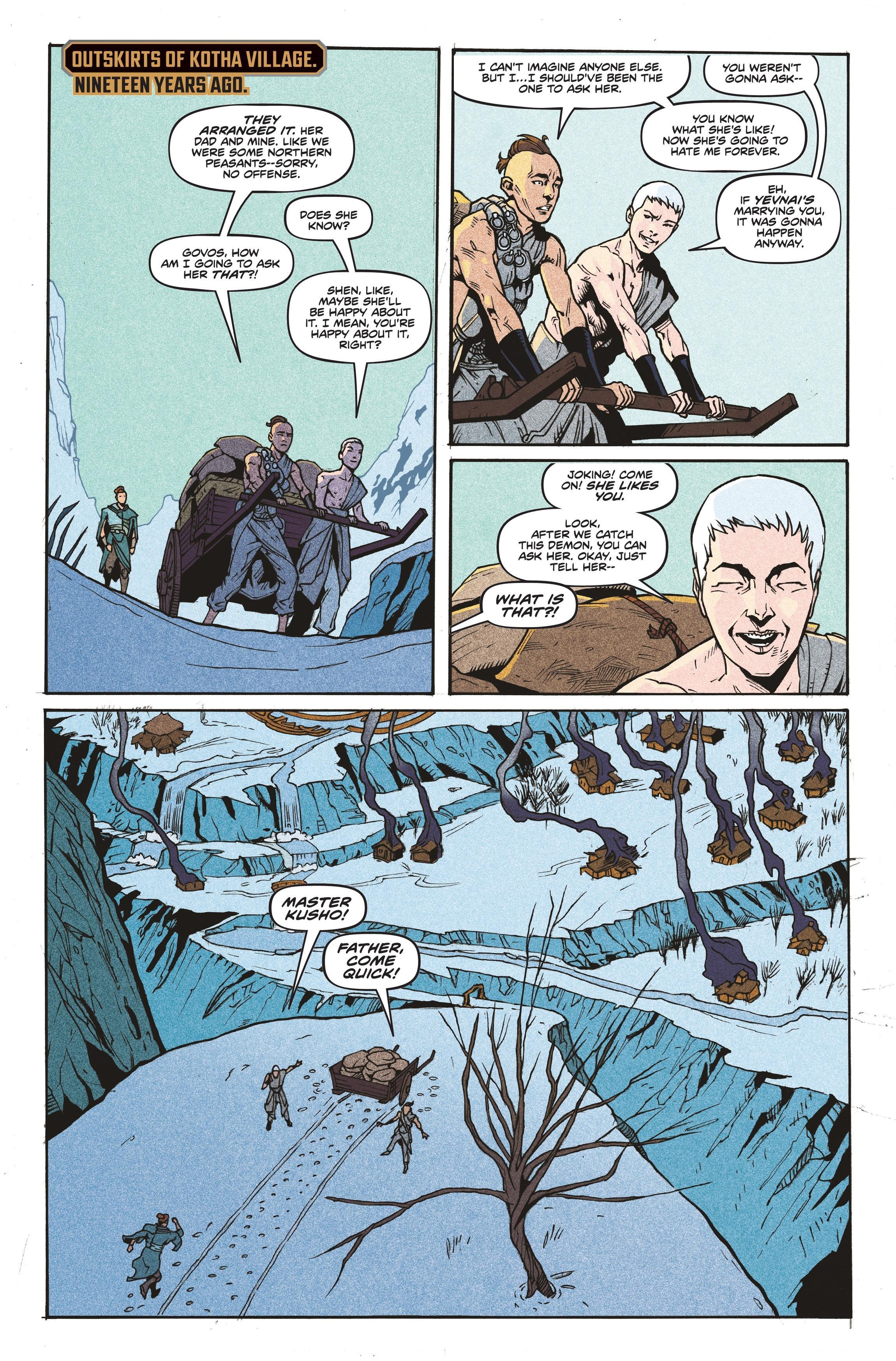 Zed Comic 1 pr15