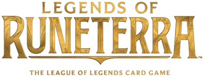 Legends of Runeterra logo