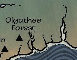 Olgathee Forest map 01