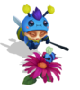 Teemo Kleine Biene Teemo (Aquamarin) M