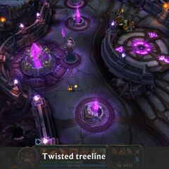 Twisted Treeline Update Concept 3 (by Riot Artist <a href=