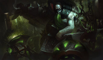 Urgot Update Splash Konzept 01