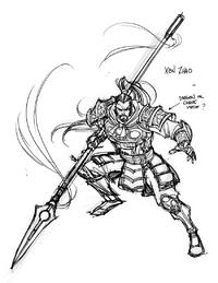 Xin Zhao Konzept 1