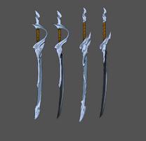 Yasuo Schwert Konzept