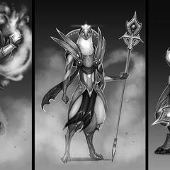 Azir Concept 3 (by Riot Artist <a href=