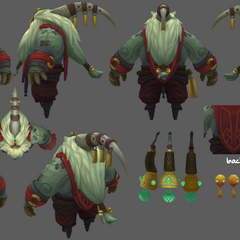 Bard Model 2 (by Riot Artists <a href=