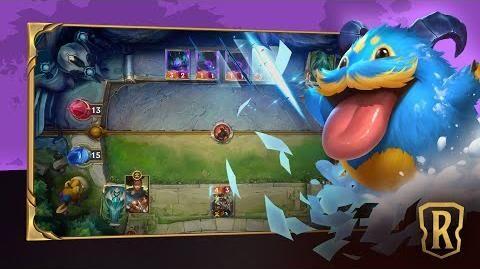 Beta Season Trailer Legends of Runeterra