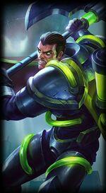 Darius BioforgeLoading