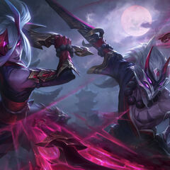 Blood Master Yi & Katarina