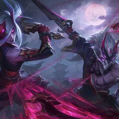 Blood Moon Katarina and Master Yi
