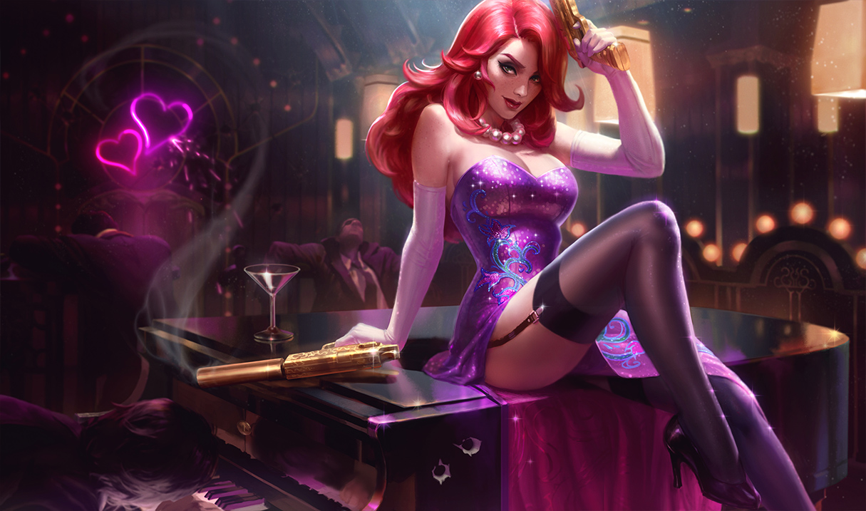 Miss Fortune Geheimagentin Miss Fortune S