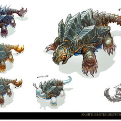 Summoner's Rift Update Monsters Concept 8 (by Riot Artist <a rel=
