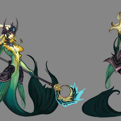 Nami Concept 2 (by Riot Artist <a href=