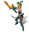 Riven BattleBunny (Emerald)