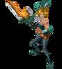 Riven BattleBunny (Emerald)