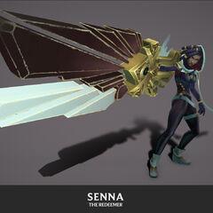 Senna Model 8 (by Riot Artist <a href=