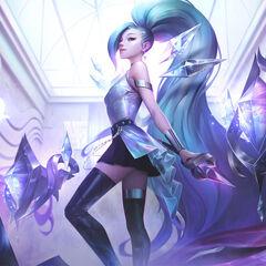 K/DA ALL OUT Seraphine Superstar