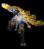Talon Beständiges Schwert Talon (Katzenauge) M