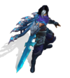 Talon Dragonblade (Sapphire)