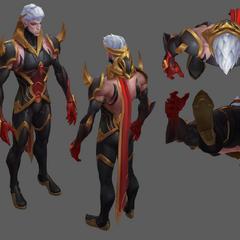 Conqueror Varus Model