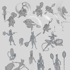 Zoe Concept 2 (by Riot Artist <a href=