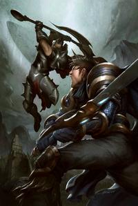 Darius vs Garen