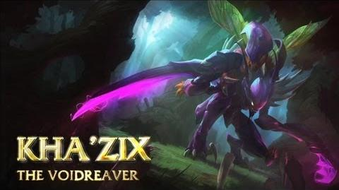 Kha'Zix Champion Spotlight