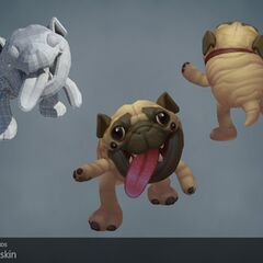 Pug'Maw Model (by Riot Artists <a href=