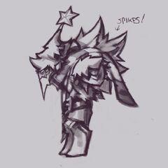 Festive Maokai Update Concept 2 (by Riot Artist <a href=